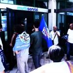 Azione multiservizi campagna d'obbedienza civile senigallia