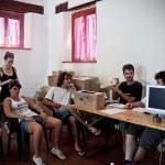 Consegna parmigiano Arvultura Senigallia 05 luglio 2012
